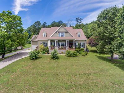 Knoxville Single Family Home For Sale: 7301 Thorngrove Pike