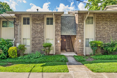 Knoxville Condo/Townhouse For Sale: 3636 Taliluna Ave #Apt 121