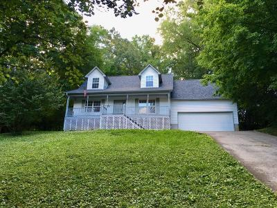 Maryville Single Family Home For Sale: 2803 Wildwood Rd