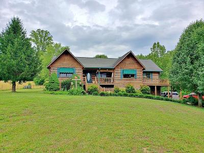 Single Family Home For Sale: 172 County Road 189