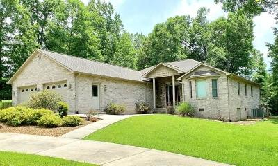 Crossville Single Family Home For Sale: 40 Raquet Club Drive