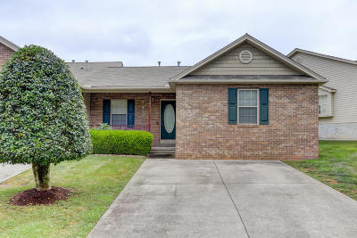 Knoxville Condo/Townhouse For Sale: 8137 Pepperdine Way