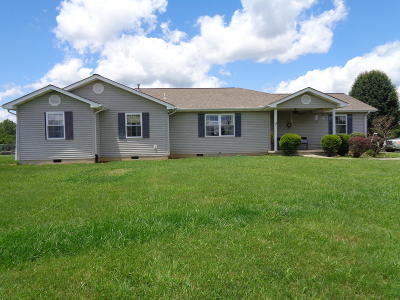 Crossville Single Family Home For Sale: 59 Wistarbrook Drive