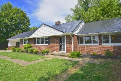 Single Family Home For Sale: 2003 Old Niles Ferry Rd
