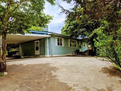 Harrogate Single Family Home For Sale: 164 Hilltop Rd