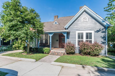 Knoxville Single Family Home For Sale: 825 Deery St