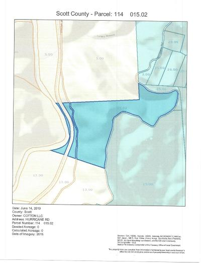 Residential Lots & Land For Sale: Hurricane Rd