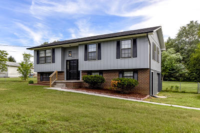 Maryville Single Family Home Pending - Continue To Show: 753 Lafollette Drive