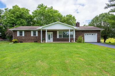 Corryton Single Family Home For Sale: 5728 Roberts Rd