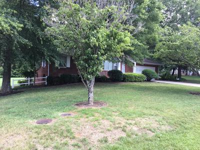 Knoxville TN Single Family Home For Sale: $157,000