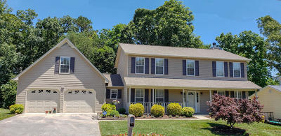 Knoxville Single Family Home For Sale: 9119 Robinwood Lane