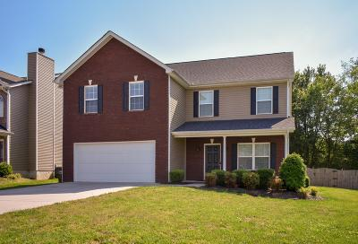 Knoxville Single Family Home For Sale: 7393 Calla Crossing Lane