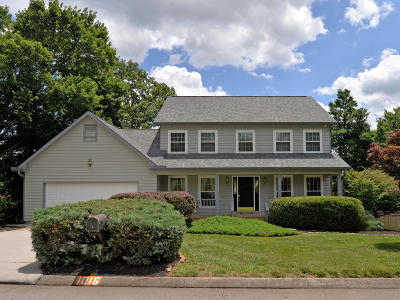 Knoxville Single Family Home For Sale: 1016 Turnberry Drive