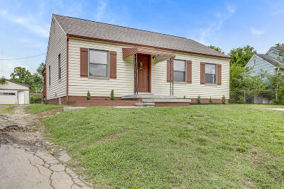 Knoxville Single Family Home For Sale: 2637 Boright Place
