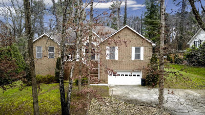 Maryville Single Family Home For Sale: 713 Jameswood Drive