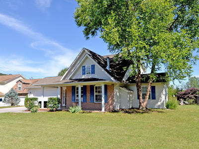 Knoxville Single Family Home Pending - Continue To Show: 4016 Gumwood Lane