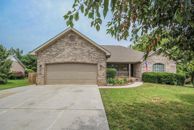 Maryville Single Family Home For Sale: 2209 Dublin Drive