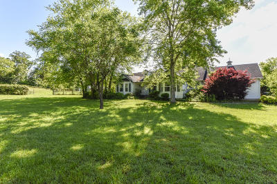 Maryville Single Family Home For Sale: 734 Clifford Russell Rd
