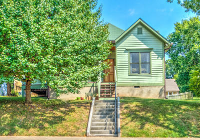 Knoxville Multi Family Home For Sale: 1013 Tulip Ave