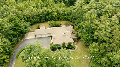 Oneida Single Family Home For Sale: 263 Fairway Lane