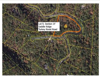 Blount County Residential Lots & Land For Sale: Lot 9 Turkey Roost Rd