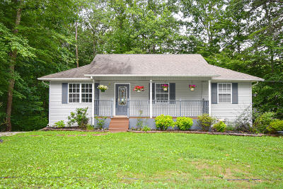 Anderson County, Campbell County, Claiborne County, Grainger County, Union County Single Family Home For Sale: 106 Trails End