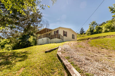Cocke County Single Family Home For Sale: 1761 Goodwater Rd