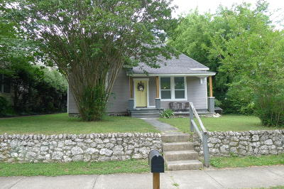 Knoxville Single Family Home For Sale: 2306 Harvey St