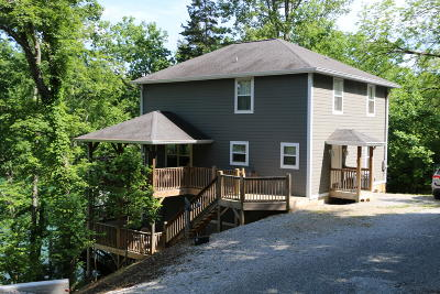 Anderson County, Campbell County, Claiborne County, Grainger County, Union County Single Family Home For Sale: 167 Flat Lake Circle