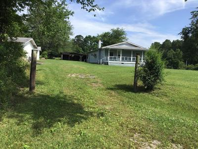 Single Family Home For Sale: 528 Walt Reed Rd