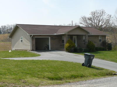 Tazewell Single Family Home For Sale: 511 Old Cave Springs Rd