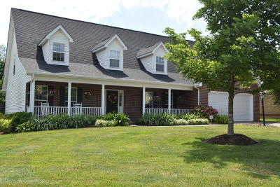 Knoxville Single Family Home For Sale: 2515 Silverstone Lane