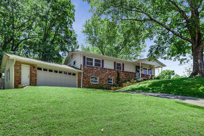 Knoxville Single Family Home For Sale: 408 Elkmont Rd