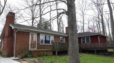 Lafollette Single Family Home For Sale: 172 Haven Lane