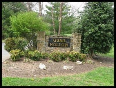 Clinton Residential Lots & Land For Sale: Quail Hollow Drive