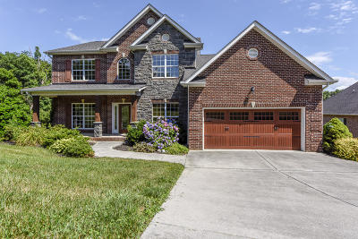 Knoxville TN Single Family Home For Sale: $409,900