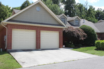 Lenoir City Condo/Townhouse For Sale: 123 Pinewood Drive