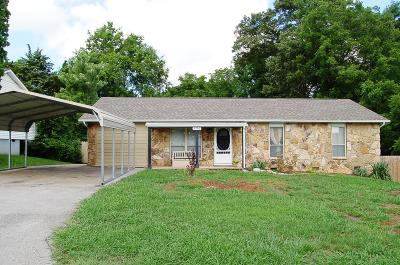 Knoxville Single Family Home For Sale: 5700 Mondale Rd
