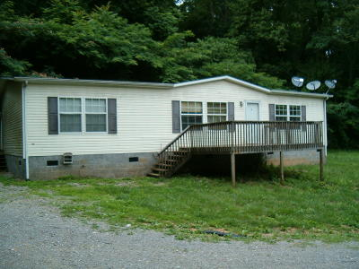 Caryville Single Family Home For Sale: 405 Shady Cove Rd