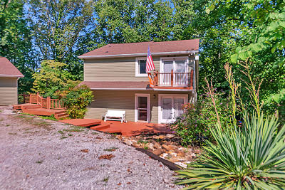 Maryville, Alcoa, Knoxville, Townsend Single Family Home For Sale: 1431 Rudder Lane
