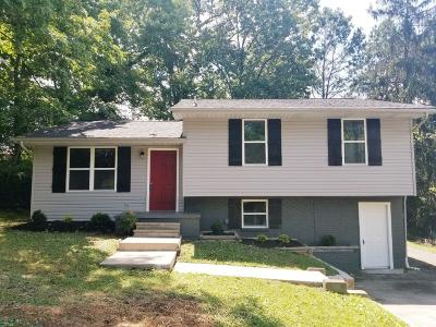 Knoxville Single Family Home For Sale: 5122 Foxwood Rd