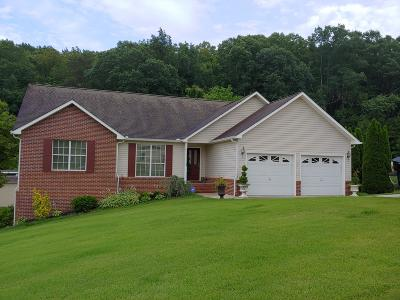 Anderson County, Campbell County, Claiborne County, Grainger County, Union County Single Family Home For Sale: 127 Autumn Drive