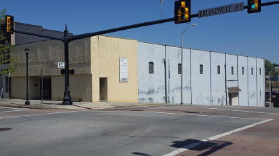 Blount County Commercial For Sale: 102 E Broadway Ave