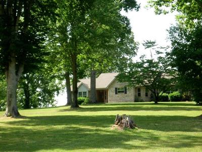 Tellico Plains Single Family Home For Sale: 6290 Highway 360