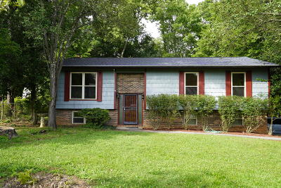Knoxville Single Family Home For Sale: 8426 San Marcos Drive