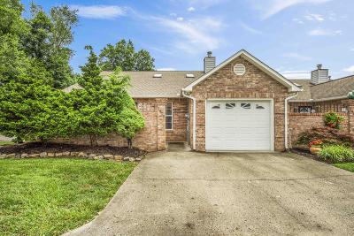 Knoxville Condo/Townhouse For Sale: 2400 Chastity Way