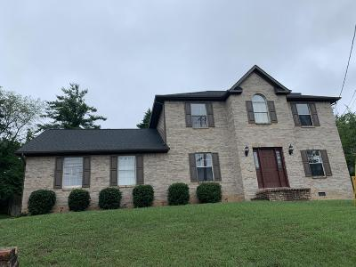 Knoxville Single Family Home For Sale: 2301 Winterwood Lane