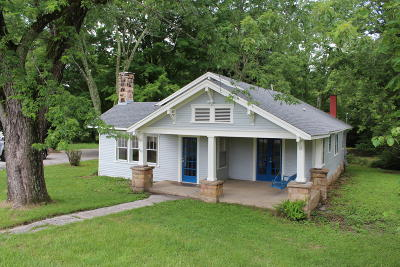 Jamestown Single Family Home For Sale: 449 N Main St