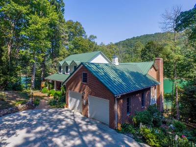 Anderson County, Campbell County, Claiborne County, Grainger County, Union County Single Family Home For Sale: 220 Hemlock Bluff Lane