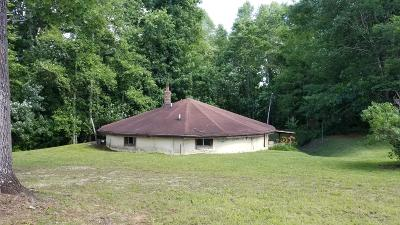 Allardt TN Single Family Home For Sale: $21,900